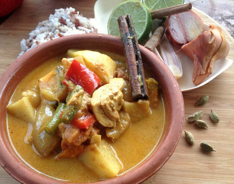 how to make mushroom curry sri lankan style