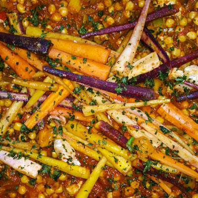 harissa-carrot